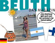 Beuth Magazin 02/2017: Isabella Heck: Gauchos und Rentiere