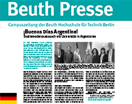 Beuth Presse Anfang 2016 (PDF)